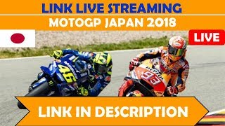 Link Live Streaming Motogp Japan 2018 - Twin Ring Motegi Circuit ( Link In Description)