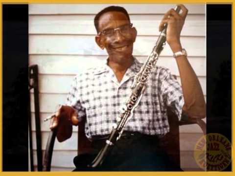 George Lewis: Riverside Blues