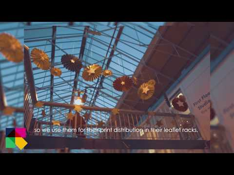 Manchester Craft and Design Centre Testimonial | Culture Calling Arts Marketing
