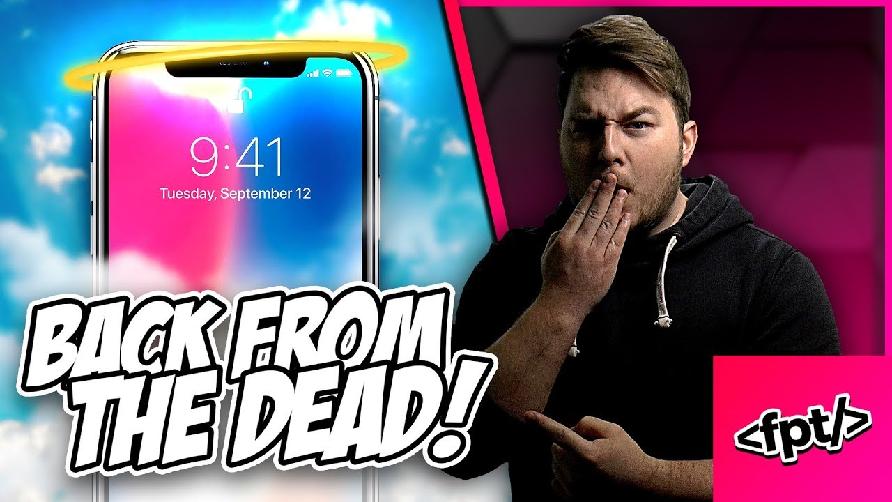 the-iphone-x-is-coming-back-because-the-iphone-xs-is-failing