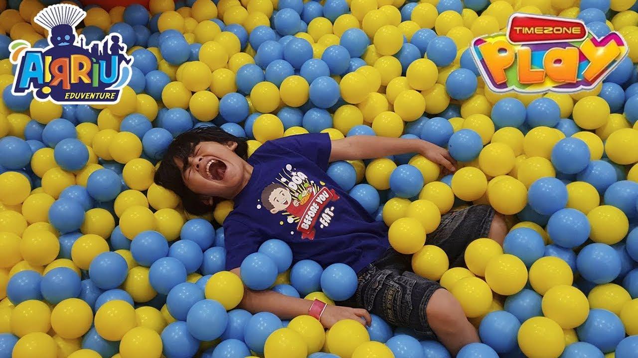 Bermain Seru Di Playground Timezone Play
