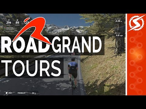 A Look At ROAD GRAND TOURS: What's Ahead And Could RGT Be A Good Zwift Alternative?