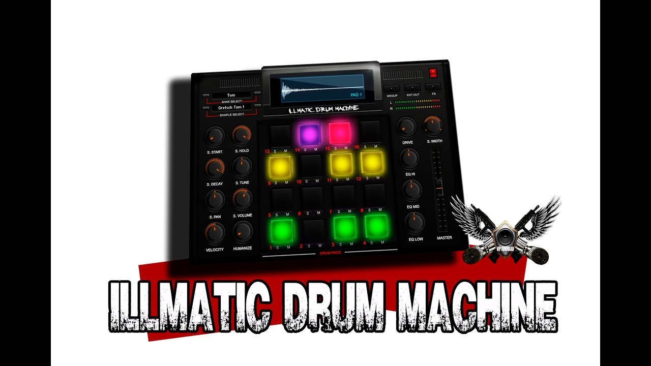 drum machine mac