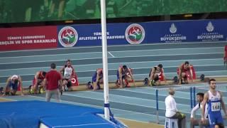 60mH Men, Balkan Indoor Championship, Istanbul 2018