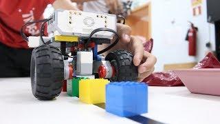 Веселые робототехники: июньские сборы