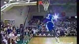 "John Humphrey ""Helicopter"" NCAA DC 03"
