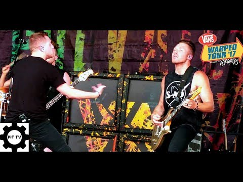 I Prevail- Come And Get It (live Vans Warped Tour 2017)
