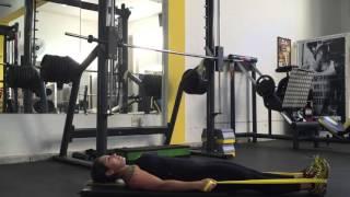 Baixar Faixa Elástica - exercício Abdominal