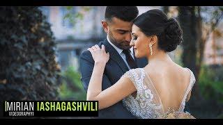 💓Красивая грузинская cвадьба💓 Ika & Eko Wedding 👰  #Miridianprod 📷
