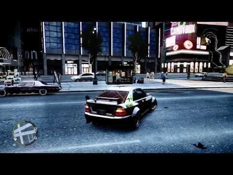 GTA IV - iCEnhancer Ultra Graphics Test #1