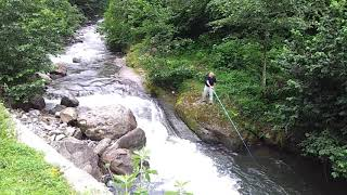Phishing in Artvin Rivers of Turkey