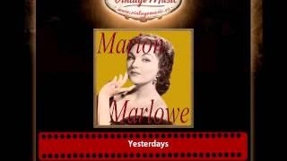 Marion Marlowe – Yesterdays