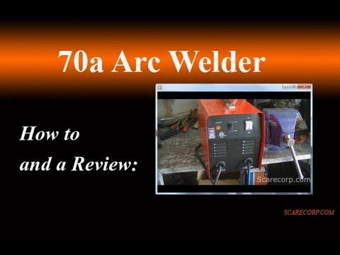 70a Arc Welder