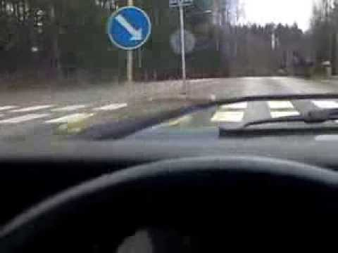 Ford Capri Mk3 2.9 EFI V6 MOT´d and road legal once again.