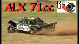 """ALX SUPER 71cc MALOSSI 4wd Losi 5t 'DRIFT KING!"""""""