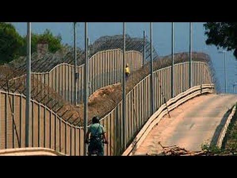Valla Melilla y Ceuta / Ceuta and Melilla Border Fences [IGEO.TV]
