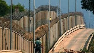 Valla Melilla y Ceuta / Ceuta and Melilla Border Fences [IGEO.TV]