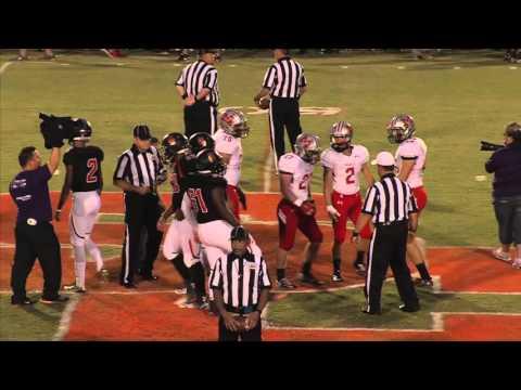 Cabell Midland V South Charleston - WV High School Football 9-25-15