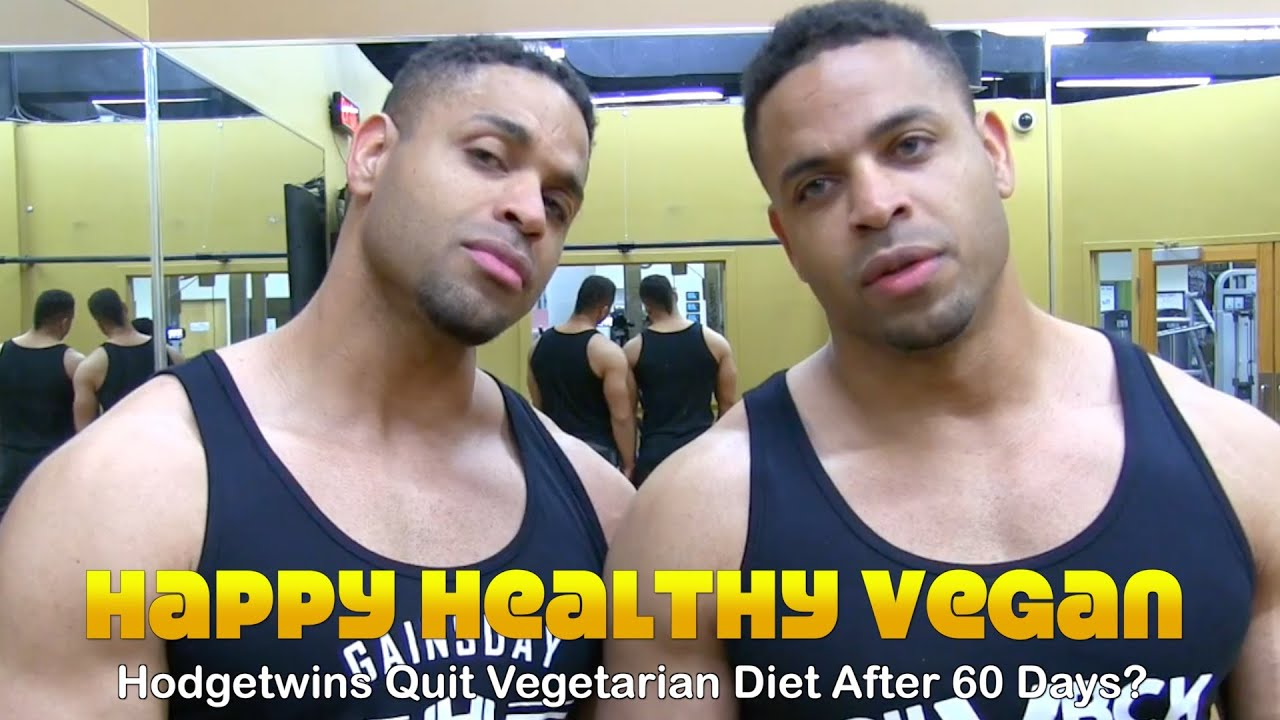 Hodgetwins Quit Vegetarian Diet After 60 Days?