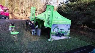 Lesný kolesový traktor EQUUS 175N | Humenné event