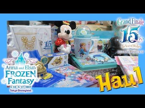 15th Anniversary Grand Finale & Frozen Fantasy 2017 | HAUL