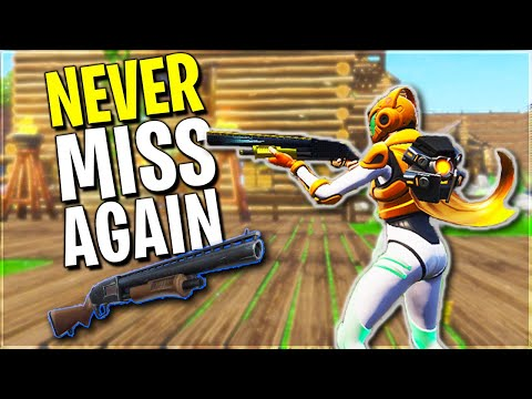 Hit MORE Shots In Fortnite! Shotgun Aim & Tips