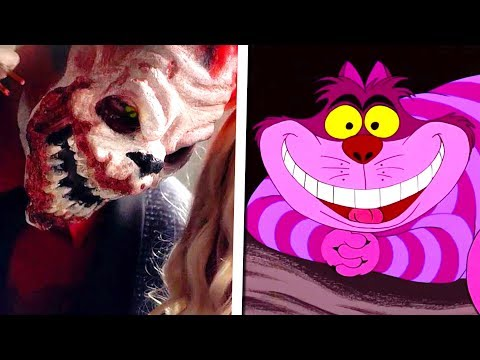 The Messed Up Origins of Cheshire Cat | Crypt Fables Explained - Jon Solo