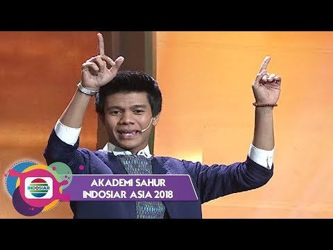 Ini Alasan Kenapa Kita Perlu Menyebarkan Salam - Syed Iqmal, Malaysia | Aksi Asia 2018
