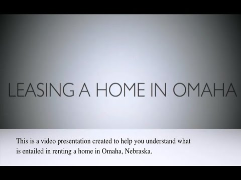 Omaha Leasing Video - Burmese