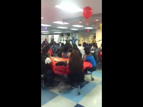 Yoshi Lite PRESENTATION at BRONX GUILD HIGH SCHOOL