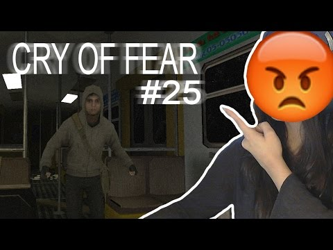 Let's Play Cry of Fear [FACECAM] #25 - Nein! Einfach NEIN!