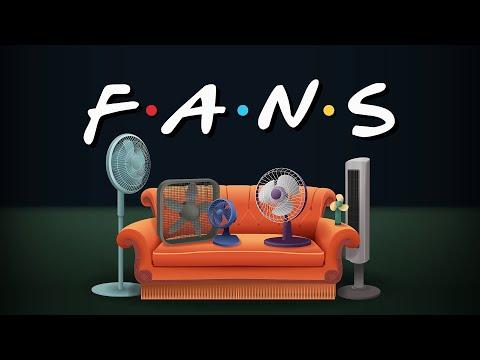 Fans of Friends