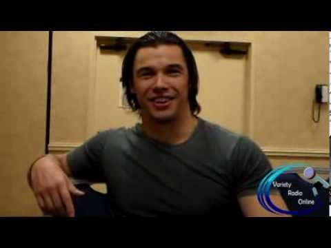 Paul Telfer  EYECON