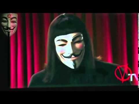 Anonymous- Remember Remember The 5th Of November...
