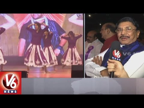 Telugu Association Of North America 21st National Conference   TANA 40th Anniversary   V6 News