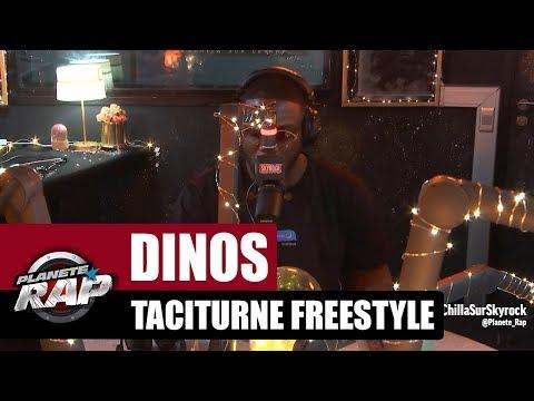 Youtube: Dinos – Taciturne freestyle #PlanèteRap