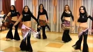 Танец Живота Саратов АТС фьюжн ЛОДОС рук. Наталия Комиссарова