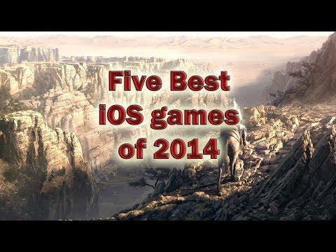 Five Best IOS Games Of 2014