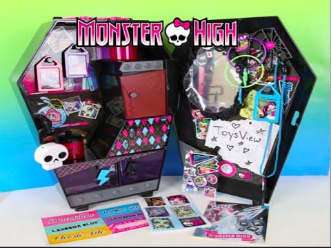 Monster High Fantastic Locker