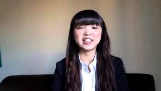 Wan Ting Huang ADV433 Video  Testimonial