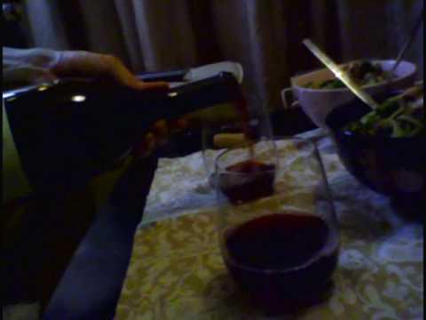 SALで撮ったエノテカワインとマルゴーちゃん
