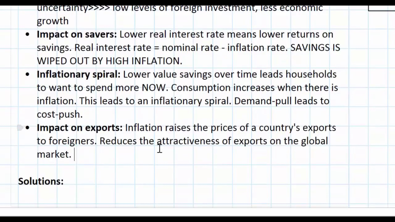 ib inflation commentary Boulton ib economics 12 microeconomics commentary drop box-due monday 27 nov 2017 (3:00pm) inflation & the cpi-theory video file.