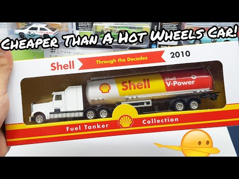 Shell V-Power Gas Tanker 2010 Review