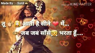 WhatsApp Video Status   Kaun tujhe yu pyaar karega - Male