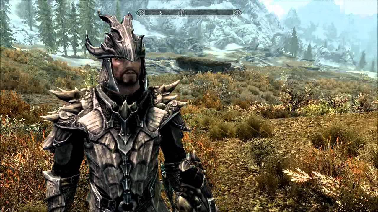 Tes V Skyrim Dragon Scale Armor Hd Youtube Silver dragon armor turkish translation. tes v skyrim dragon scale armor hd