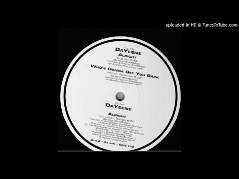 DaYeene~Alright [Stonebridge's Club Mix]
