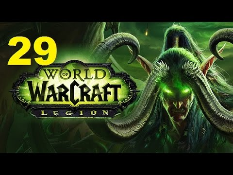 Amo Plays World of Warcraft Legion - Ep 29 - Getting started in Azsuna (Gameplay)