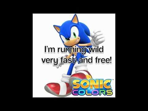 Sonic Colors soundtrack: I'm Gonna Reach for the Stars! (Lyrics+Download)
