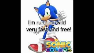 Sonic Colors soundtrack: I