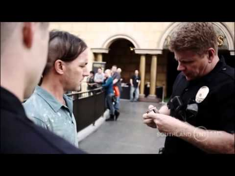 Funny scene from SOUTHLAND